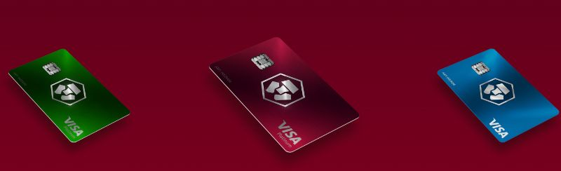 Crypto.com prepaid-luottokortti