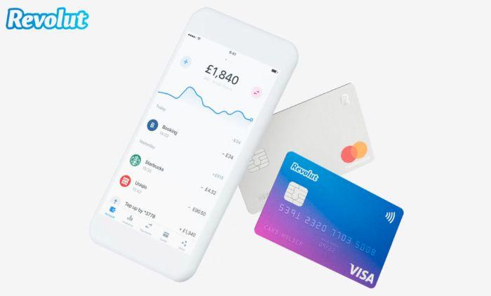 Revolut Standard Prepaid-maksukortti